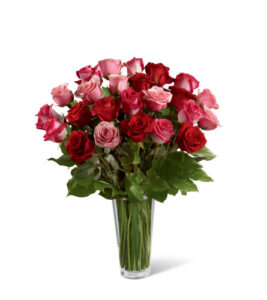 The FTD® True Romance™ Rose Bouquet B19-4387